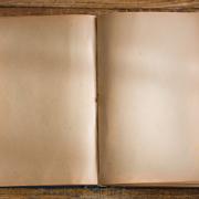 وجود صفحات خالی در بخش اول و آخر کتاب چه دلیلی دارد؟