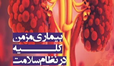 کتاب بیماری مزمن کلیه در نظام سلامت