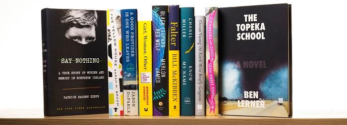 لیست بهترین کتاب های سال 2019