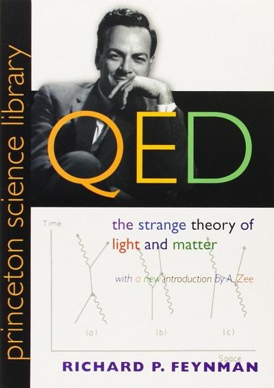 نظریه عجیب درباره نور و ماده اثر ریچارد فاینمن