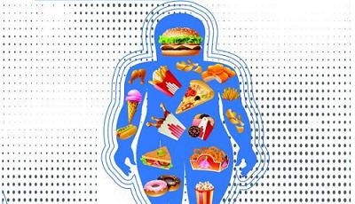 کتاب رفتار تغذیهای دانش آموزان دارای اضافه وزن