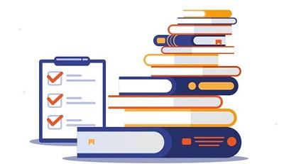 قطع کتاب و انواع رایج آن در چاپ کتاب